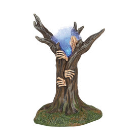 Department 56 Haunted Tree for Halloween Village