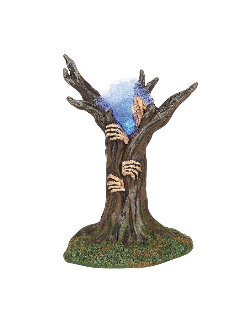 Department 56 Haunted Tree for Halloween Village