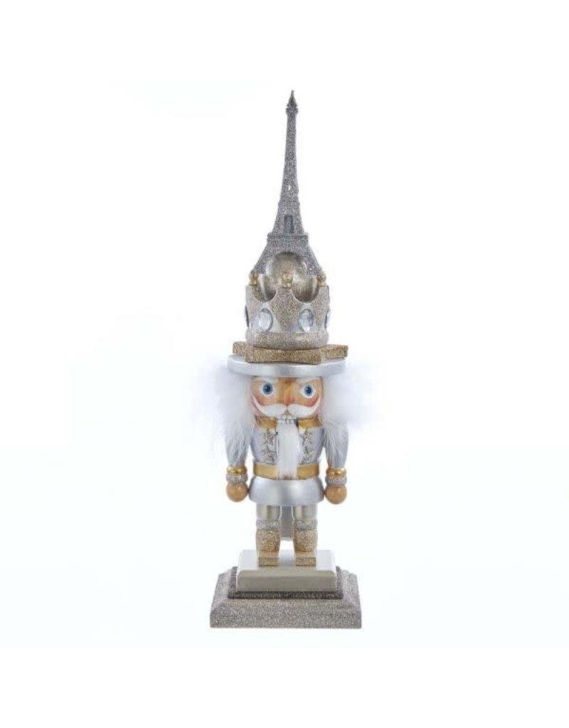 La Tour Eiffel Nutcracker
