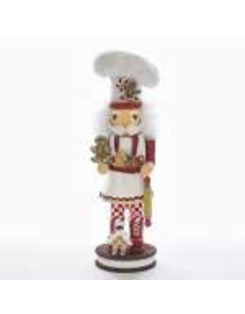 Gingerbread Chef Nutcracker