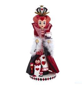 Queen of Hearts Nutcracker