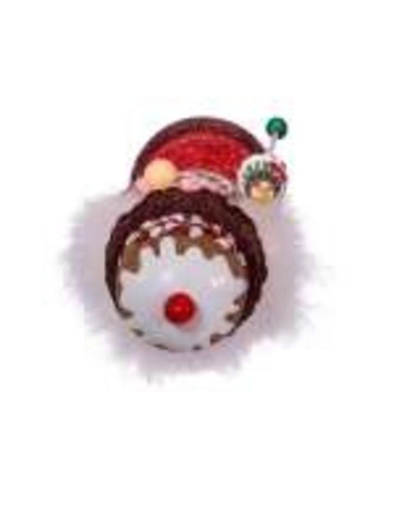 Gingerbread King Nutcracker