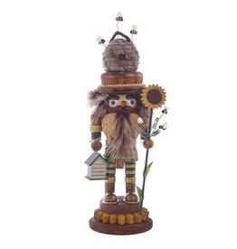 Bee Keeper Nutcracker