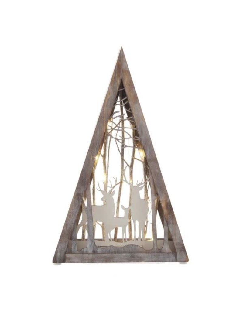 Deer and Trees Frame
