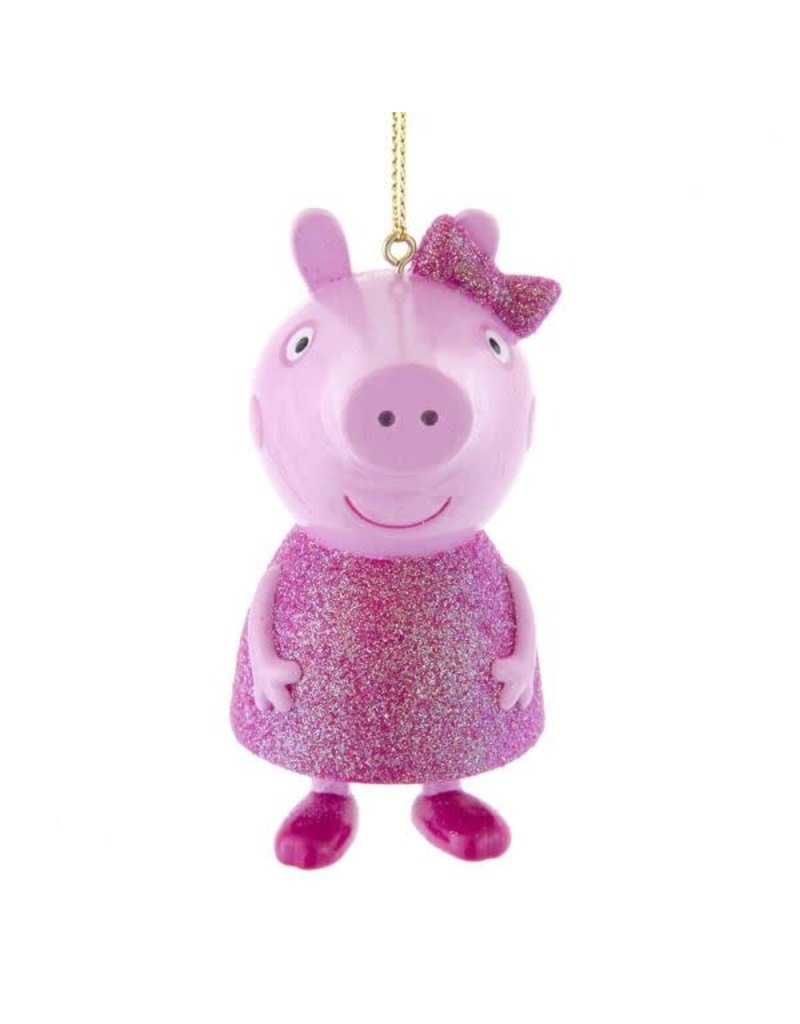 Glitter Dress Peppa Pig