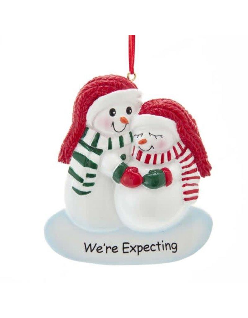 We're Expecting Snowcouple