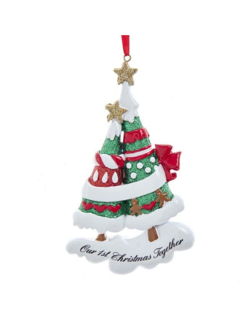 Our 1st Christmas Gingerbread Tree