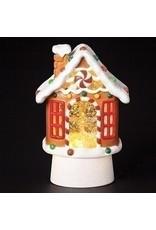 Gingerbread Swirl Dome