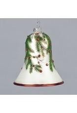 Pine Bell Ornament