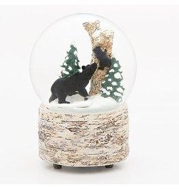 Bear Cub Snowglobe