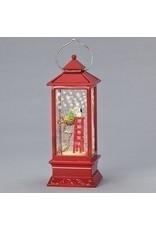 Red Snoopy Lantern Shimmer