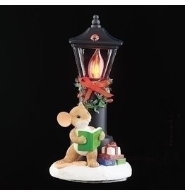 Lamppost Mouse Night Light