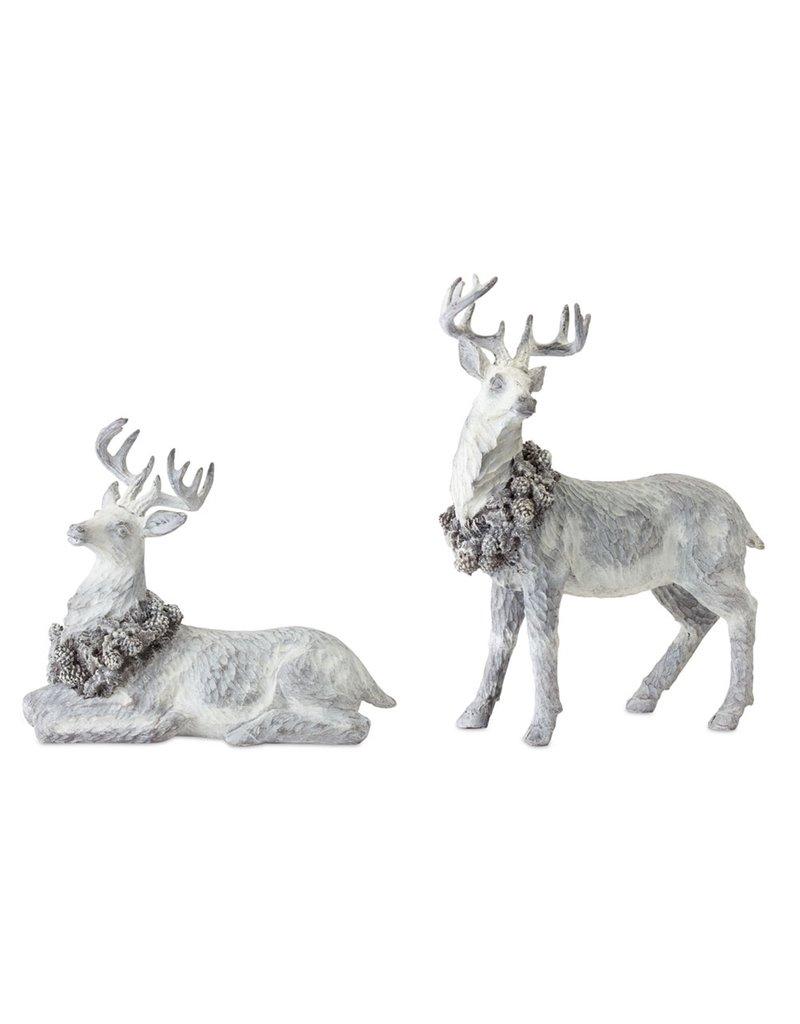 Alpine Deer Set of 2