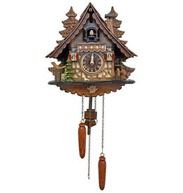 Traditional Chalet Cuckoo Clock