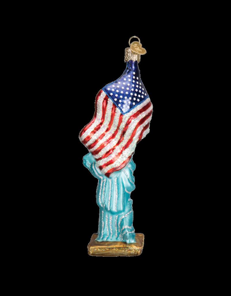 Old World Christmas Statue of Liberty