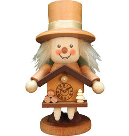 Wood Cuckoo Maker Ornament