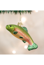 Old World Christmas Rainbow Trout