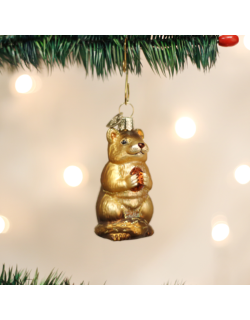 Old World Christmas Chipmunk