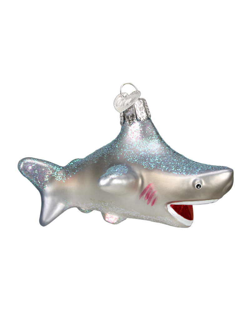 Old World Christmas Shark