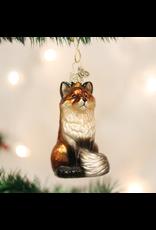 Old World Christmas Fox