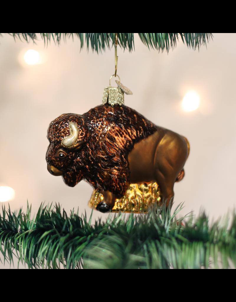 Old World Christmas Buffalo