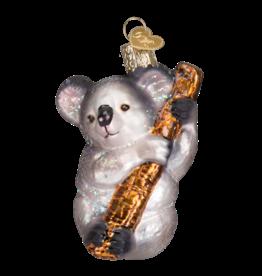 Old World Christmas Koala Bear