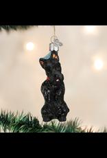 Old Wolrd Christmas Scottish Terrier