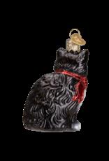 Old World Christmas Tuxedo Kitty