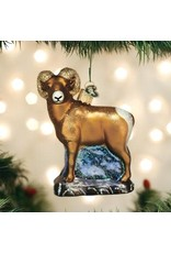 Old World Christmas  Bighorn Sheep