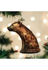 Old World Christmas Happy Hyena