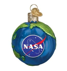 Old World Christmas NASA Earth