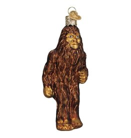 Old World Christmas Sasquatch