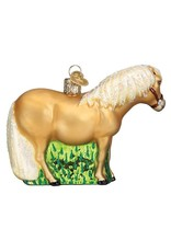 Old World Christmas Shetland Pony