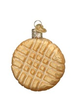 Old World Christmas Peanut Butter Cookie