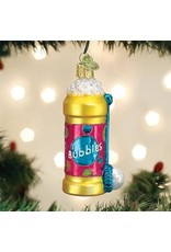 Old World Christmas Bubbles