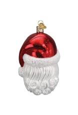 Old World Santa Mask Santa with Face Mask
