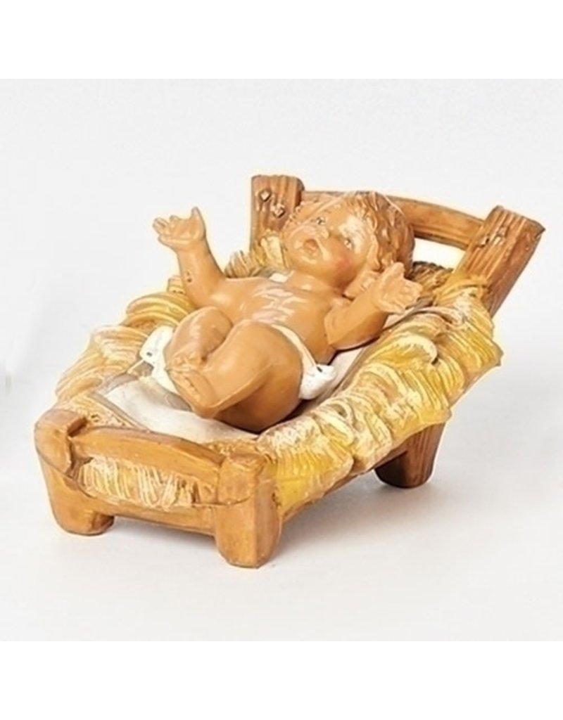 "Fontanini 5"" Scale Baby Jesus"