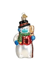**PRE-ORDER**  Snowman with Face Mask