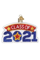 Old World Christmas Class of 2021