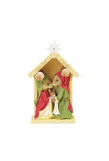 Nativity Creche Mouse