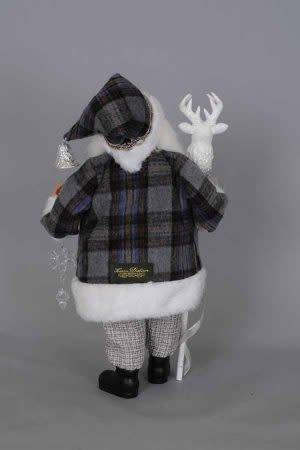 Karen Didion Deer Staff Santa