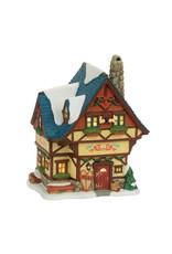 Department 56 Bavarian Cottage for Alpine Village