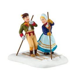 Department 56 Love on the Slopes for Alpine Village