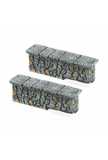 Department 56 Woodland Stone Wall Set of 2 by Department 56