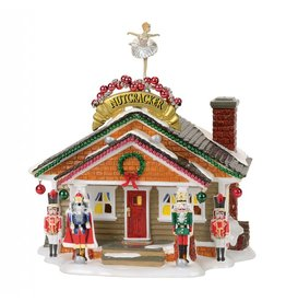 Department 56 Department 56 Snow Village The Nutcracker House
