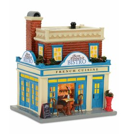 Department 56 Bon Apetit Bistro for Snow Village