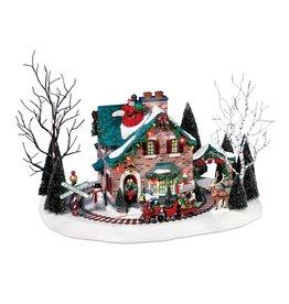 Department 56 Department 56 Snow Village Santa's Wonderland House