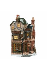 Department 56 Cratchit's Corner for Dickens A Christmas Carol Village