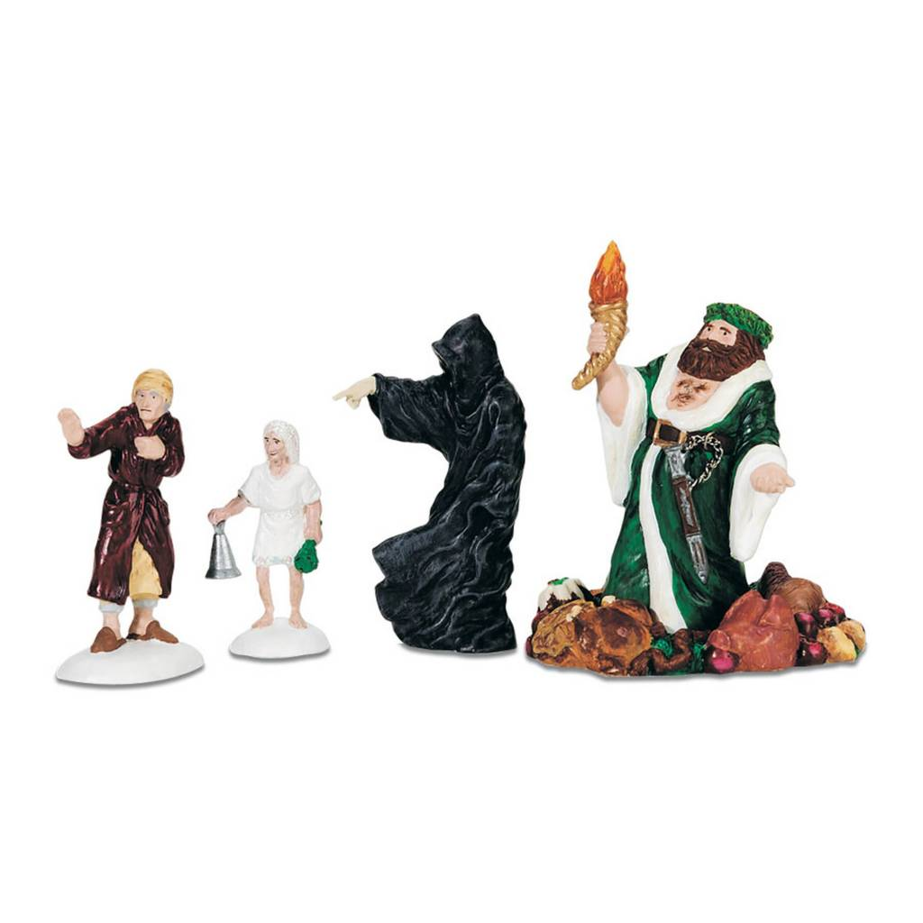 Department 56 Department 56 Dickens Village Christmas Carol Visit S4