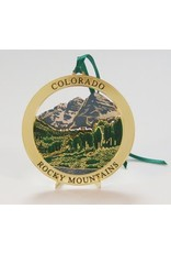 Whitney's Designs, Inc. Rocky Mtns 1st in Whitney's Designs Colorado Christmas Collection